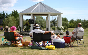 Music, Art and Weddings - Explore our summer events