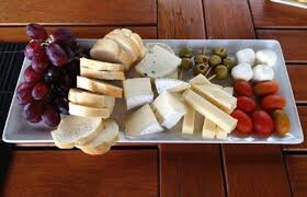 Cheese Platters - Flights with matched cheeses to delight the senses - learn more: