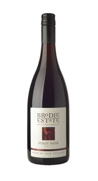 Brodie Estate Pinot Noir 2011