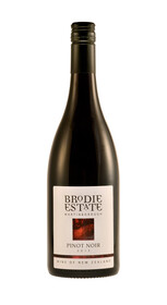 Brodie Estate Pinot Noir 2012